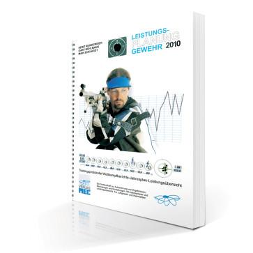 Buch - Leistungsplaner Gewehr 2010 -