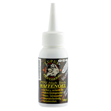 Lupus Waffenöl 50ml