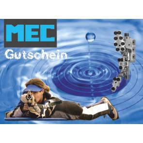 MEC Gutschein Munitionstest