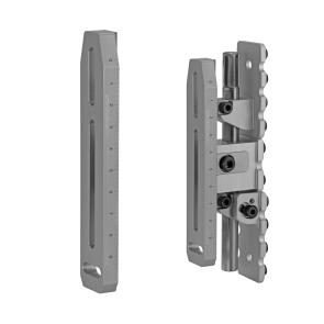 Free Position II und AGL - Halteplatte