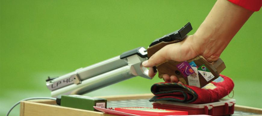 Centra + MEC - Zubehoer für Pistolenschuetzen